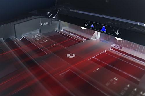 màquina d'impressió digital