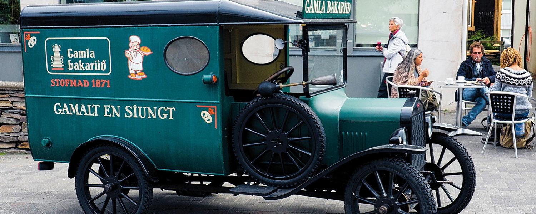 Diseño y rotulación de vehículos, foodtrucks