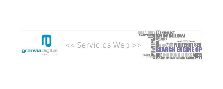 Servicios web en Granviadigital