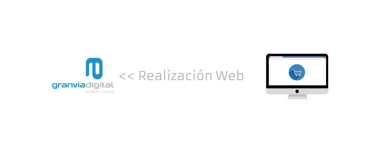 Diseño y realización web en Granviadigital