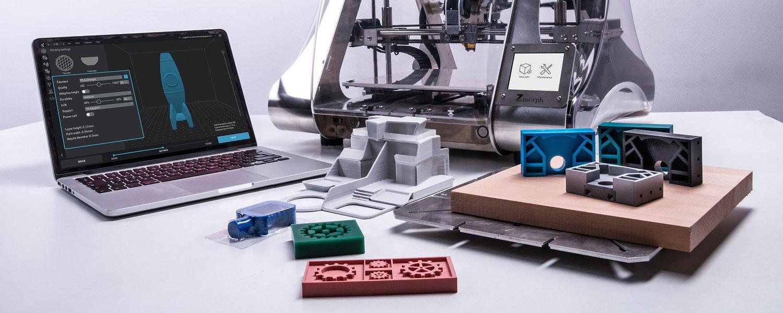 equipo de mpresión en 3d