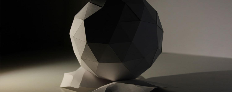 polígono realizado en impresión 3d